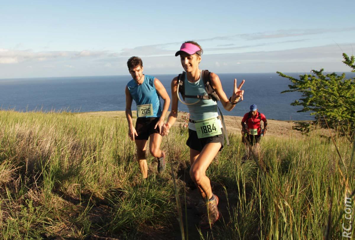 Victoria Devouge médaillée d'argent sur 28 km
