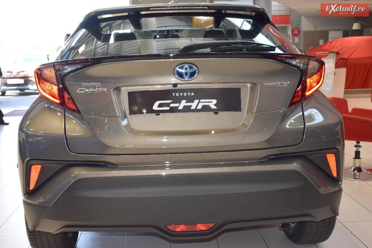 Toyota C-HR Hybrid restylé: nouveau moteur et nouvel élan