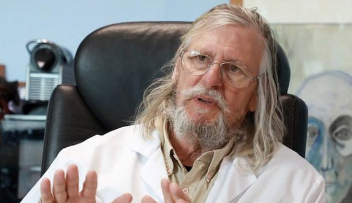 Le professeur Didier Raoult a été pris pour un fou...