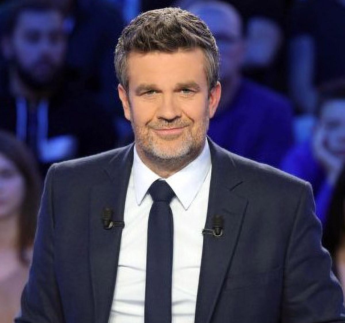 Hervé Mathoux de retour sans public (photo Charlotte Schousboe)