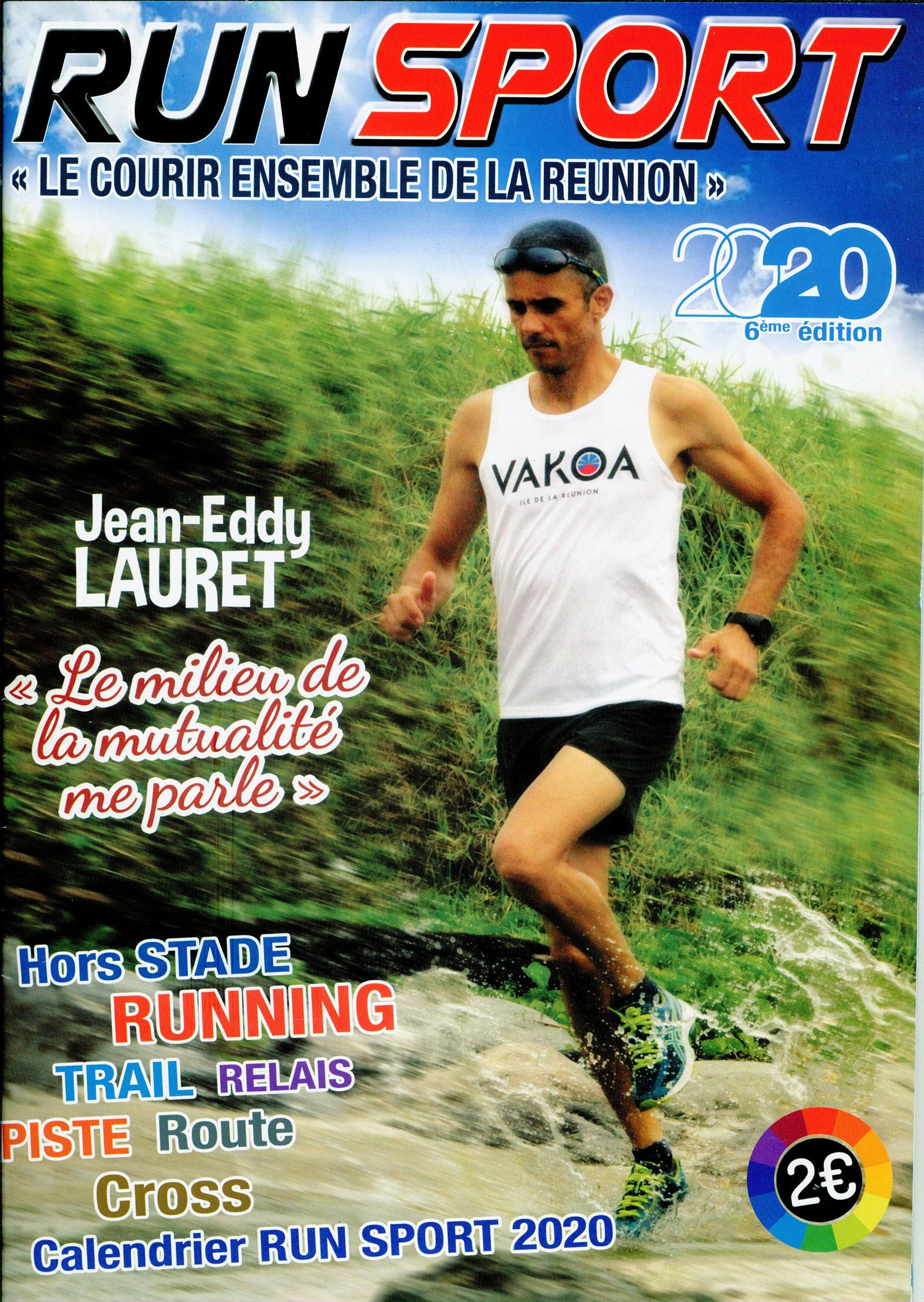 Magazine Run-Sport: l'édition 2020 chez Trail Sport