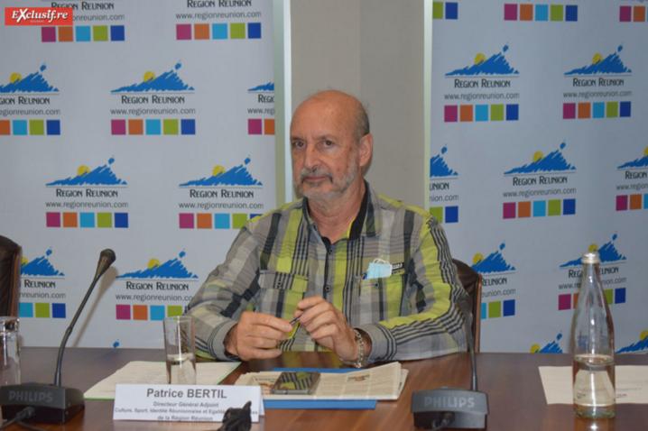 Patrice Bertil, directeur général adjoint Mobilité à la Région
