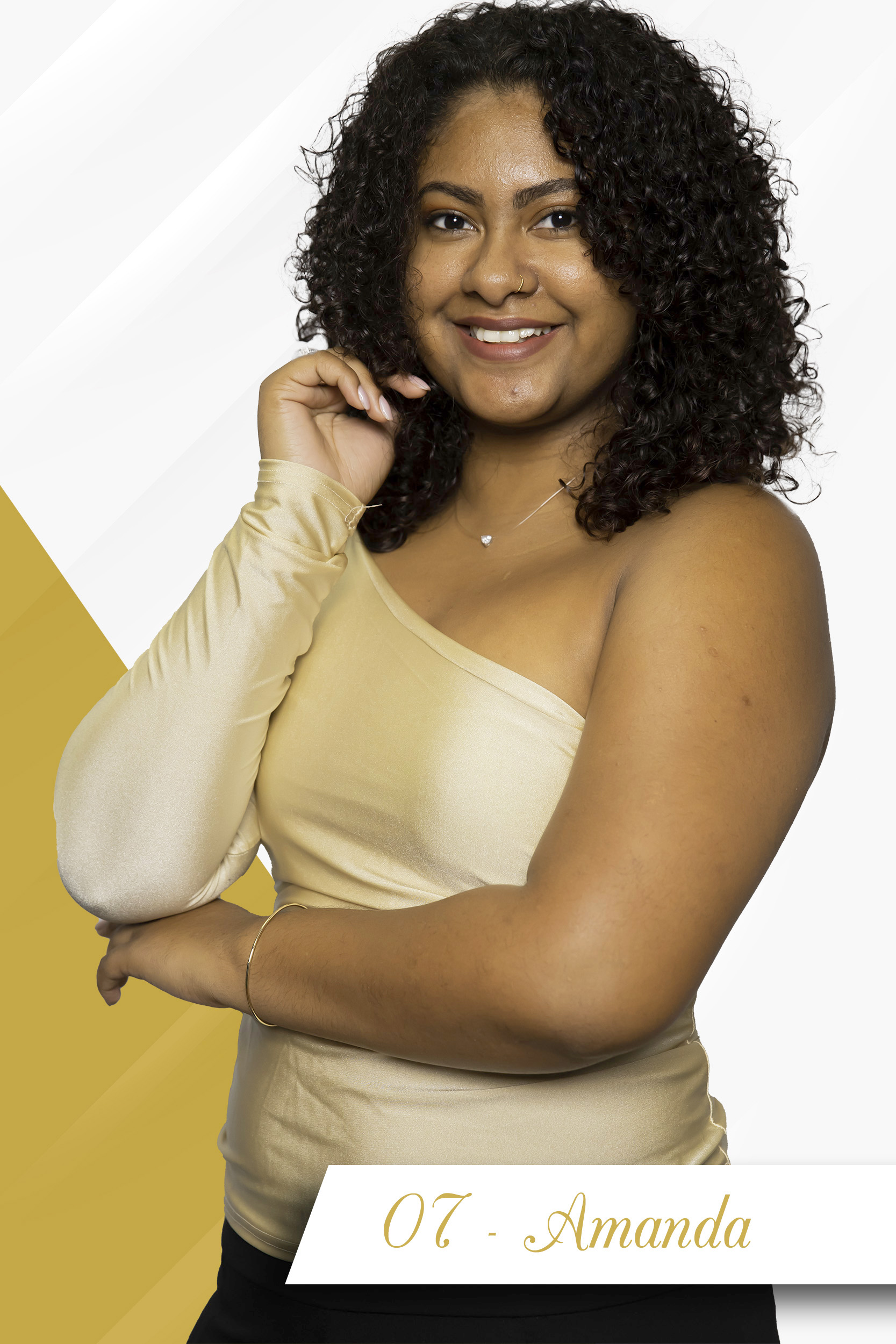 N°7: Amanda Ramdavoua