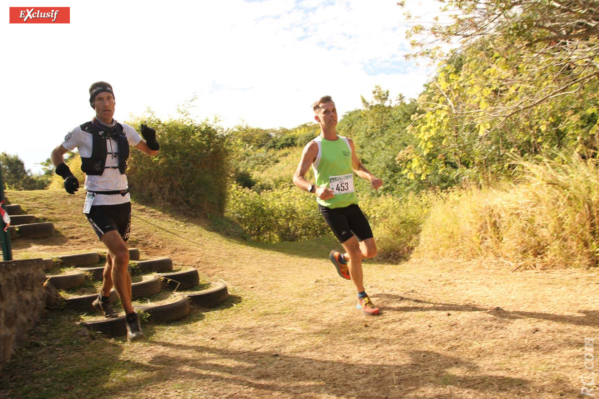 Ghislain Weigel, 3ème Master 1 sur les 25 km