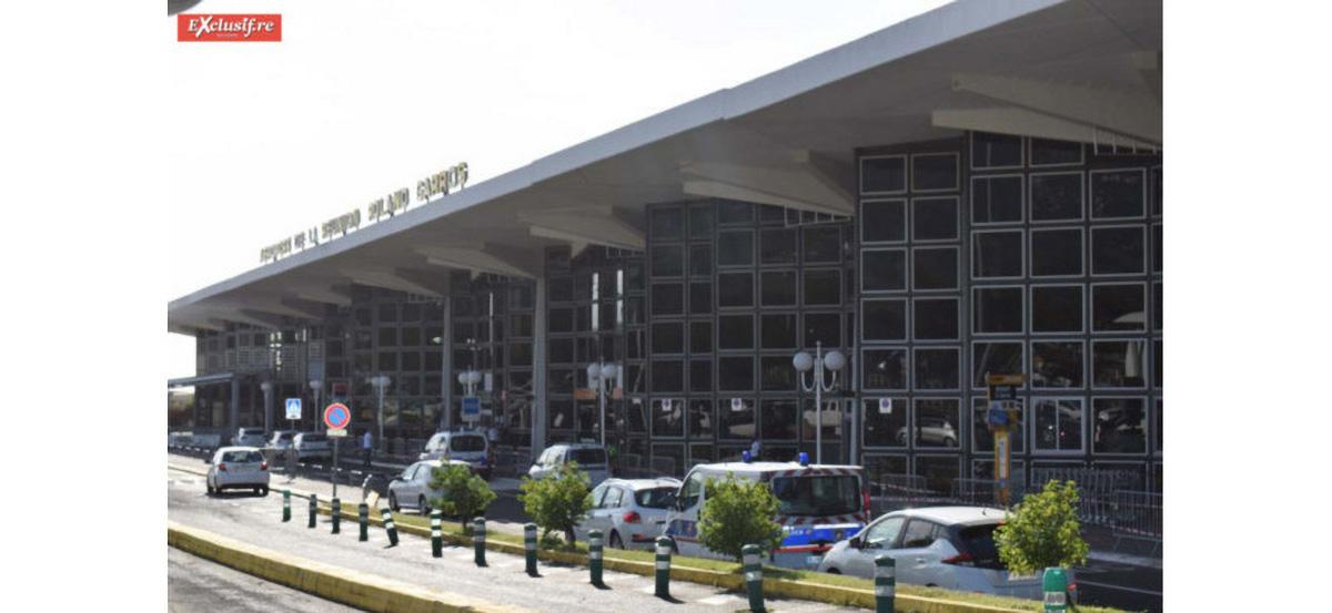 L'aéroport Roland Garros aux standards internationaux de sécurité sanitaire...