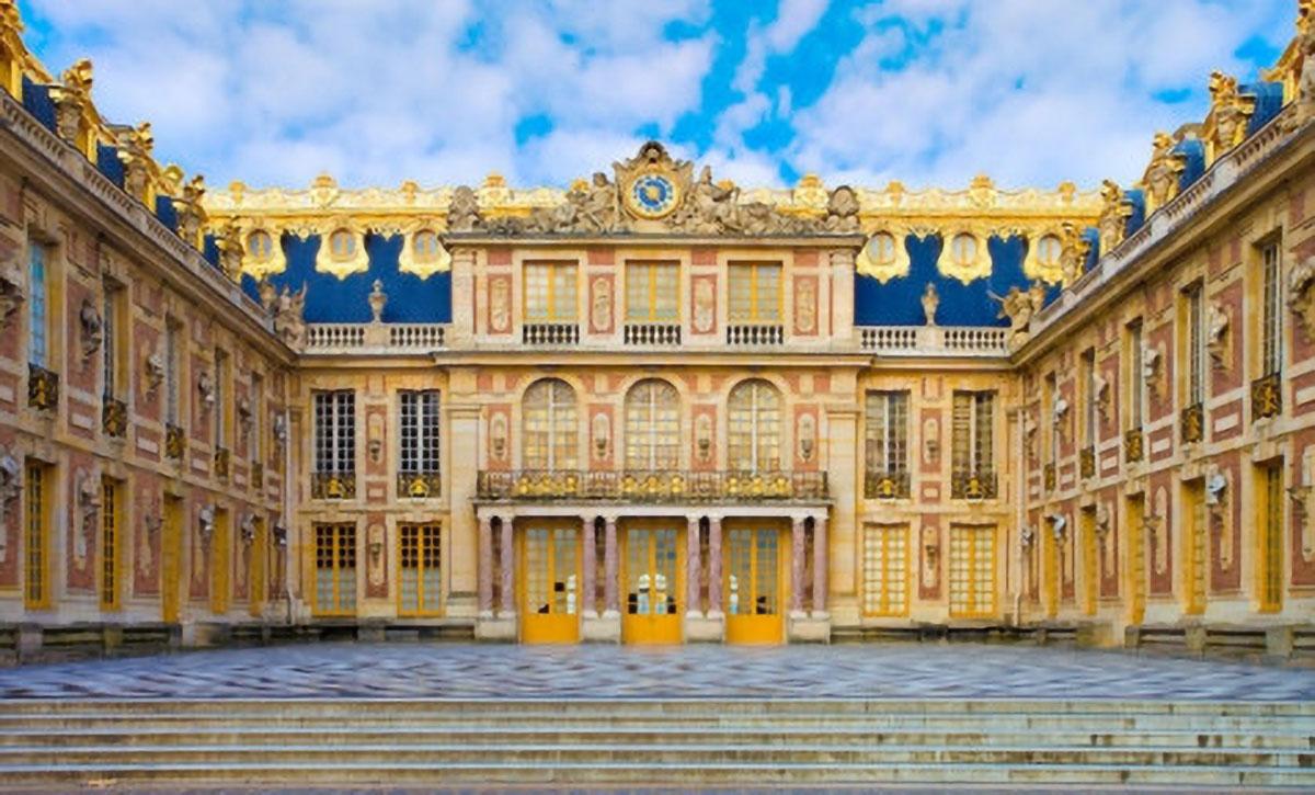 Les candidates iront assurément visiter le Château de Versailles...