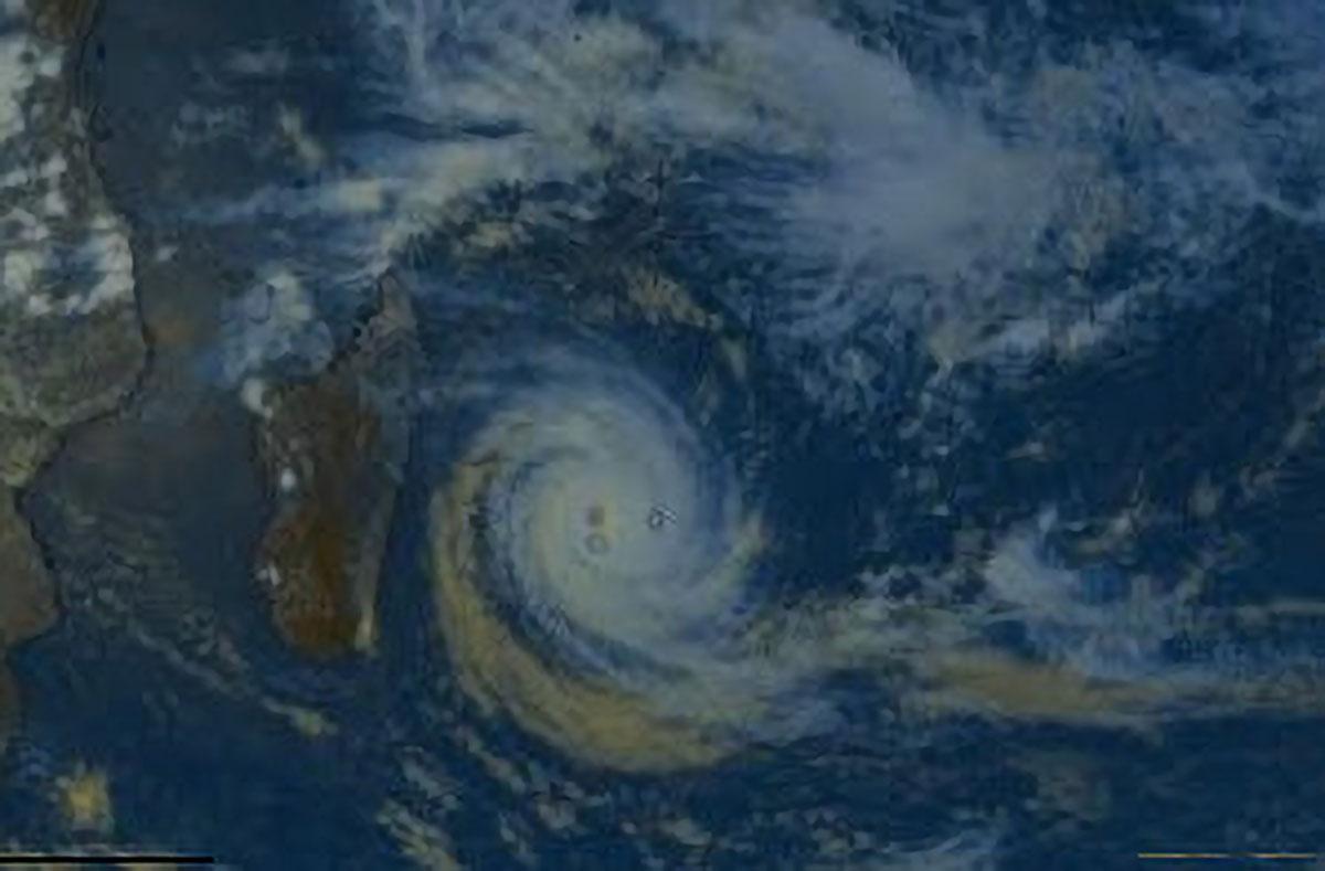 """Météo: """"Di banna cyclone i arriv'"""", préparez-vous!"""