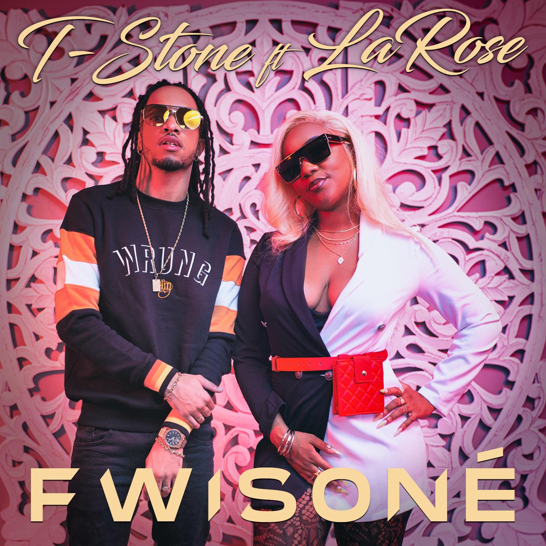 T-Stone a aussi réalisé un feat avec La Rose, artiste à succès