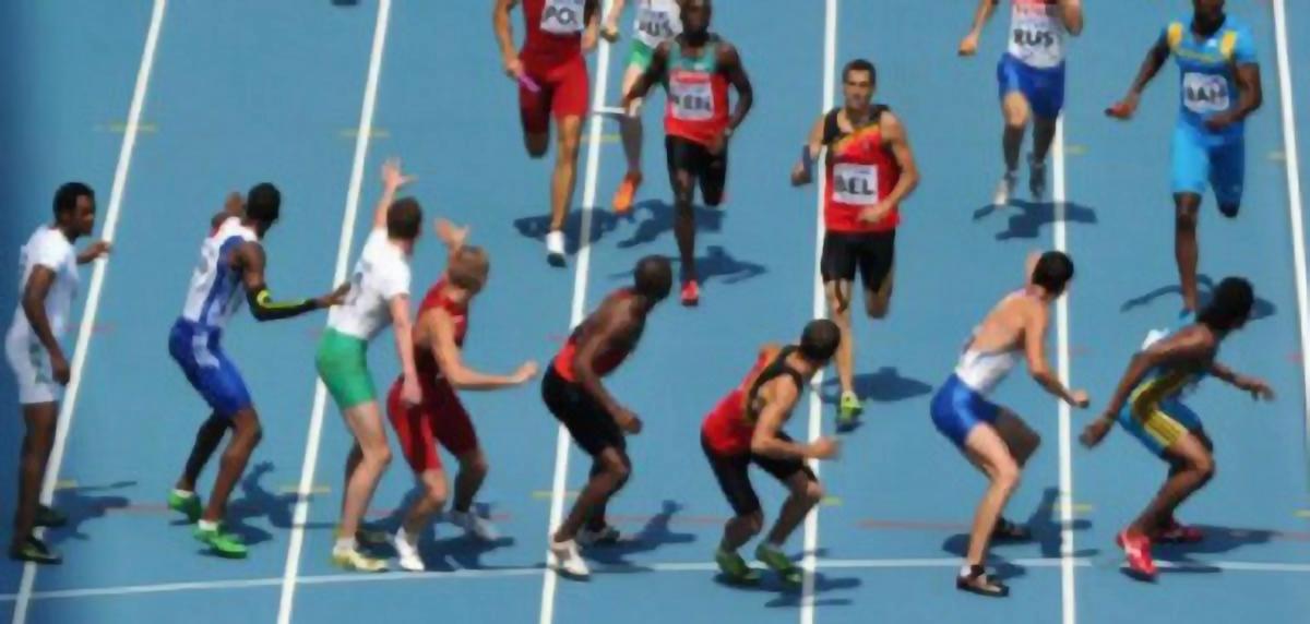 Chaque équipier aura donc à courir 10 fois 400 m sur la durée du relais...