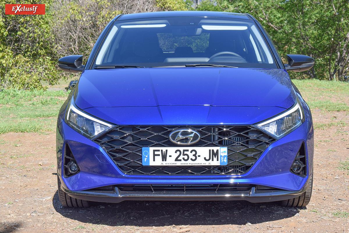 C'est le nouveau visage stylistique de Hyundai