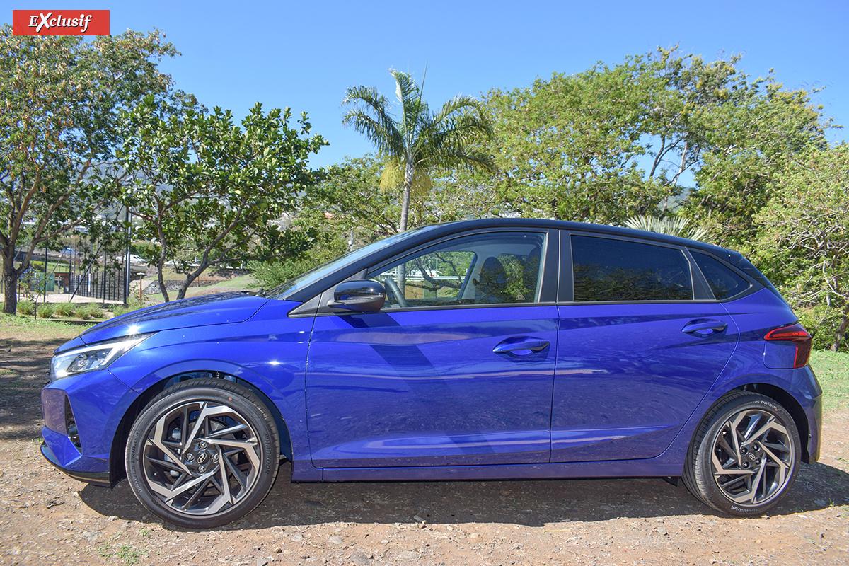 Nouvelle Hyundai i20: originale, polyvalente et... sensuelle!