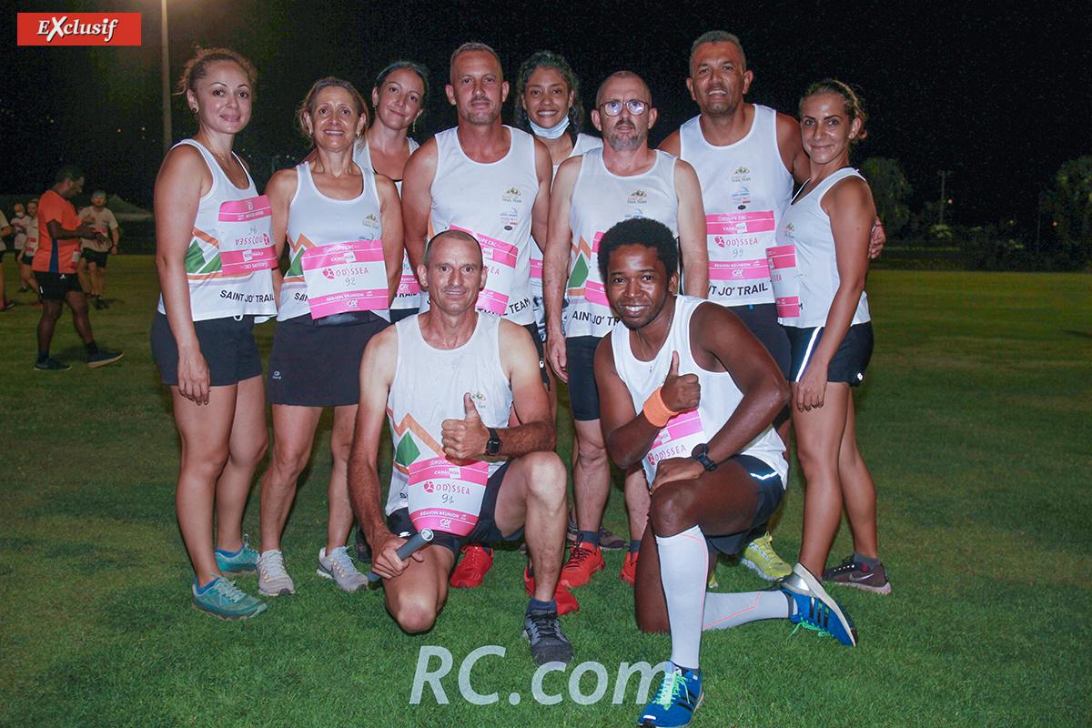 Saint-Jo Trail Team était de la fête !