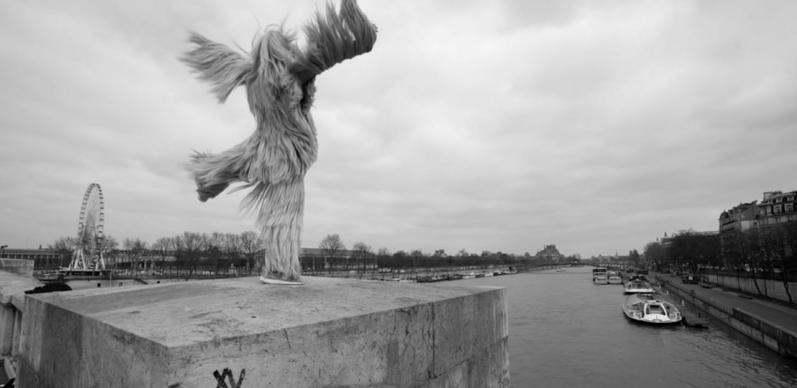 Photo du film AM I PARIS