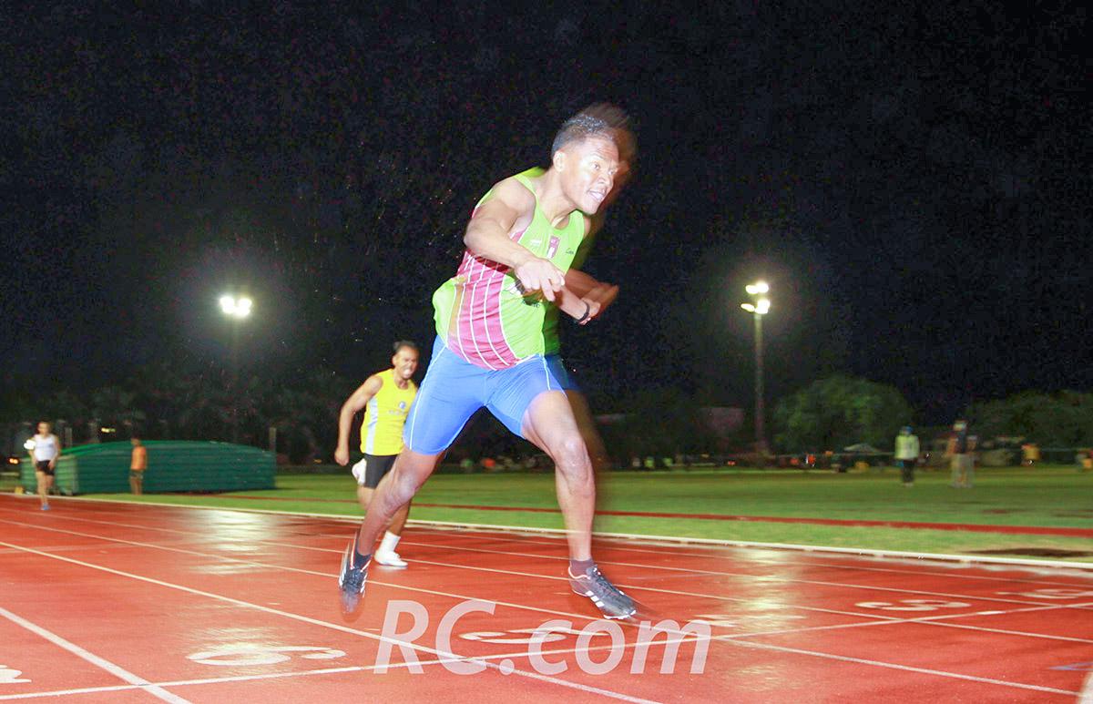 Le «cassé» de l'athlète de Talence,  Hajatiana Randrianasolo