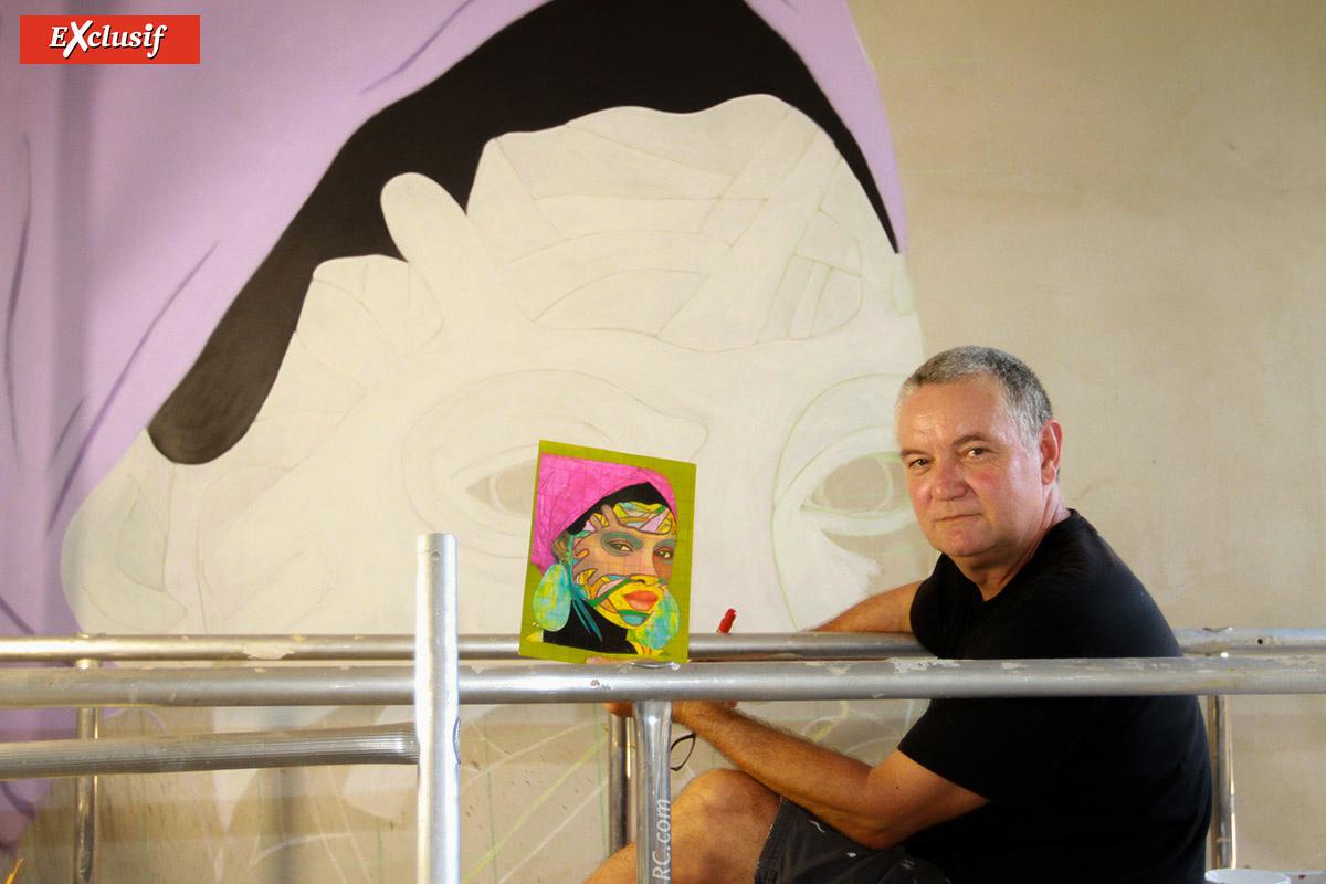 Olivier Néry, artiste
