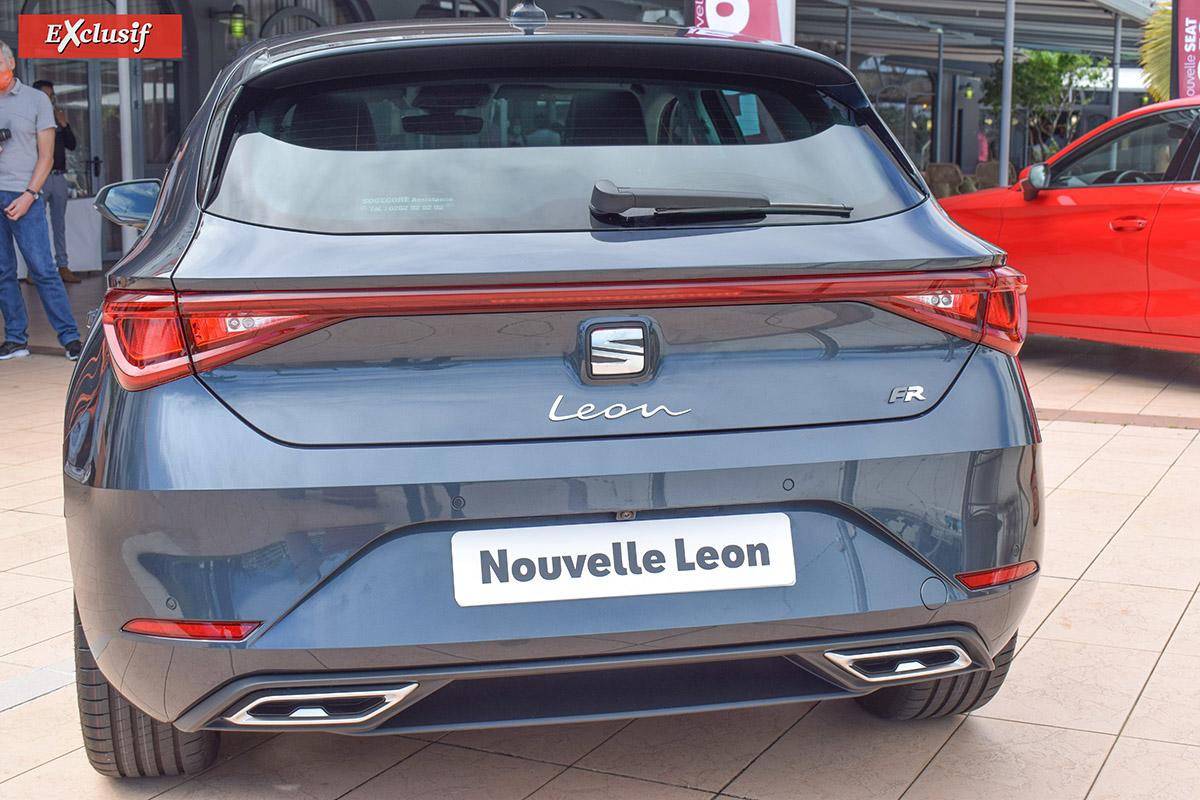 Nouvelle Seat Leon et nouveau logo pour la Sogecore