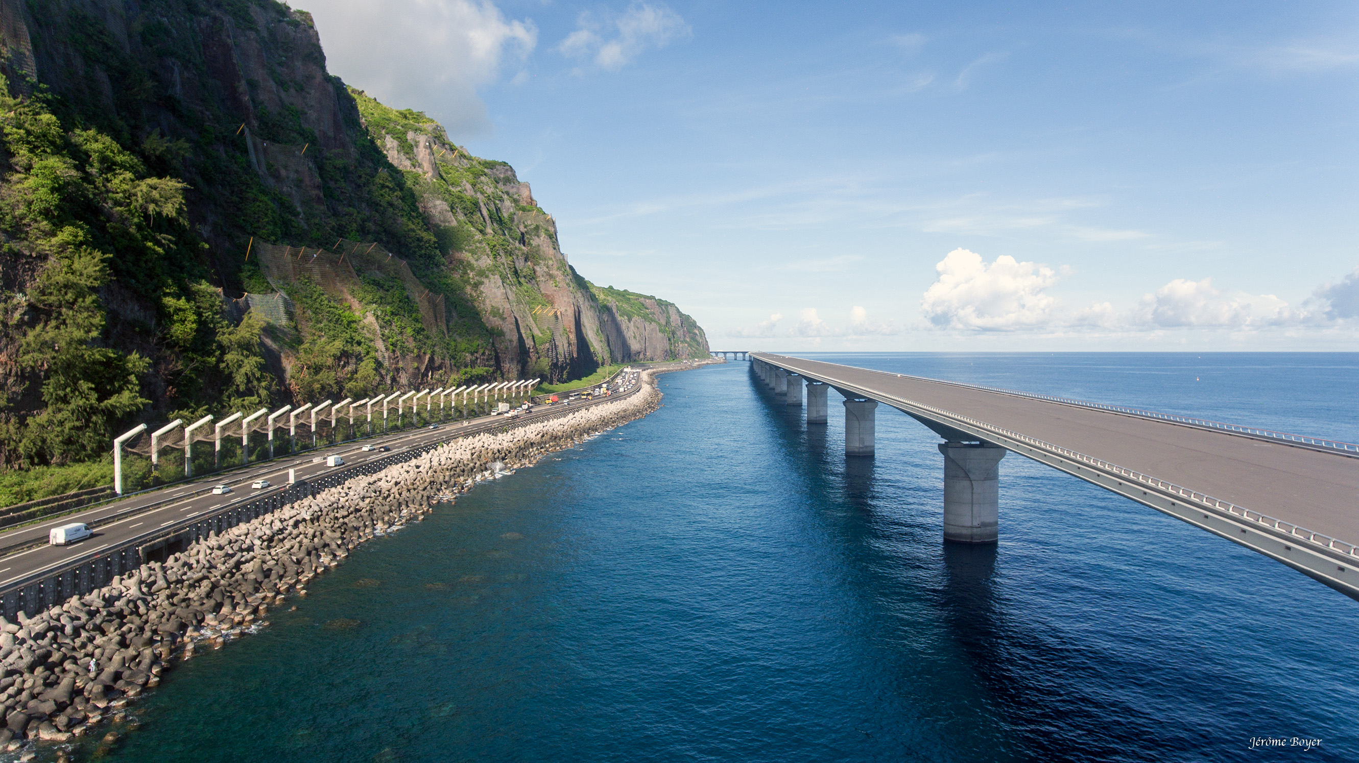 Un magnifique Viaduc de 5,4 km...