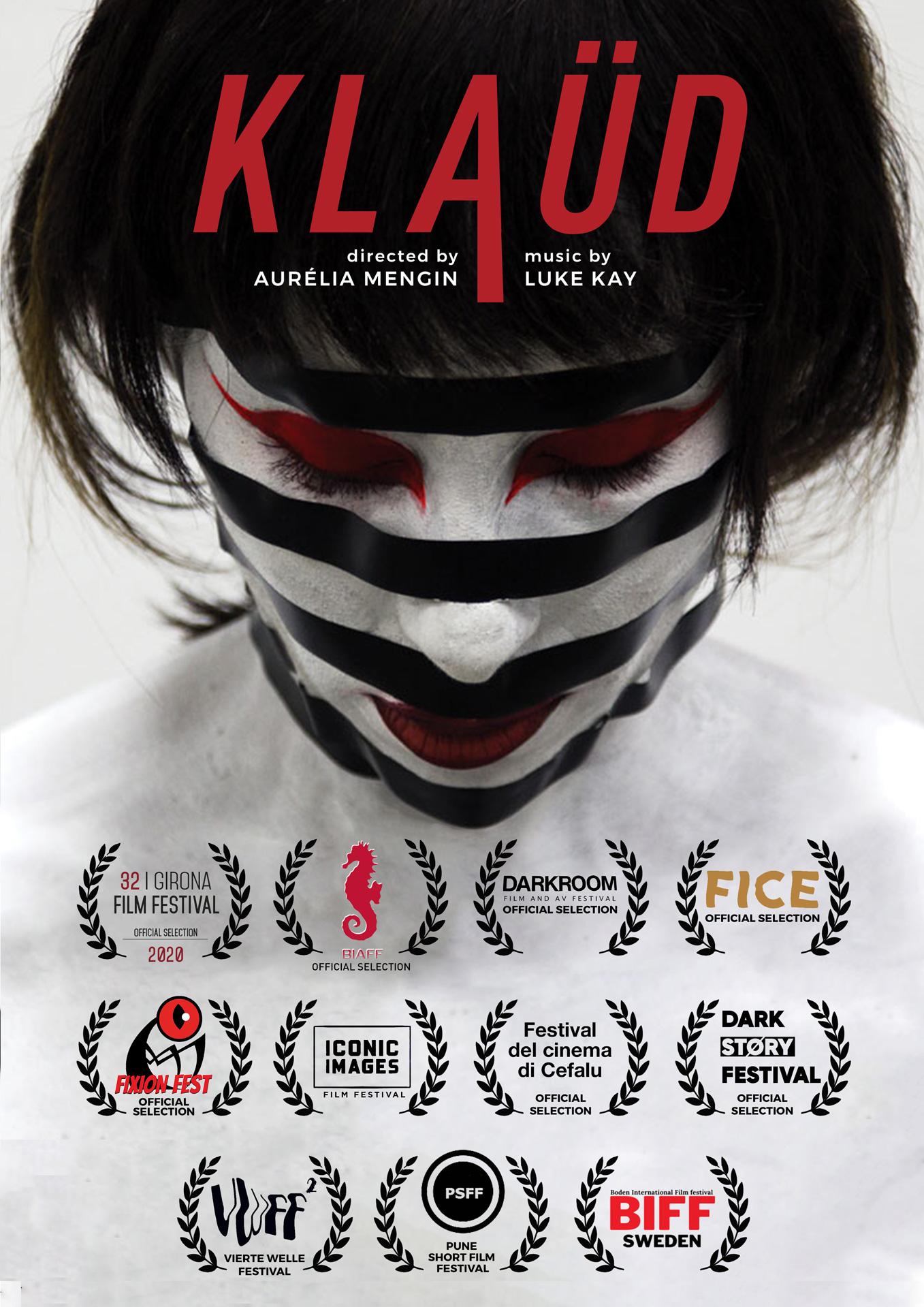 """Le court-métrage """"Klaüd"""" continue son chemin..."""