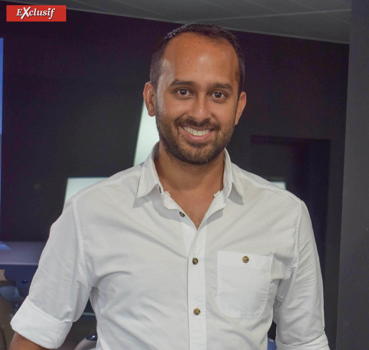 Hassen Bangui, co-gérant AxAutomobiles