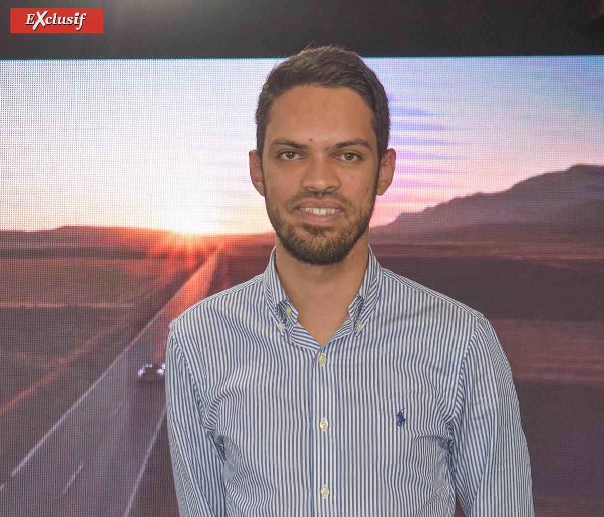 Bilal Bapiki, vendeur en contrat pro