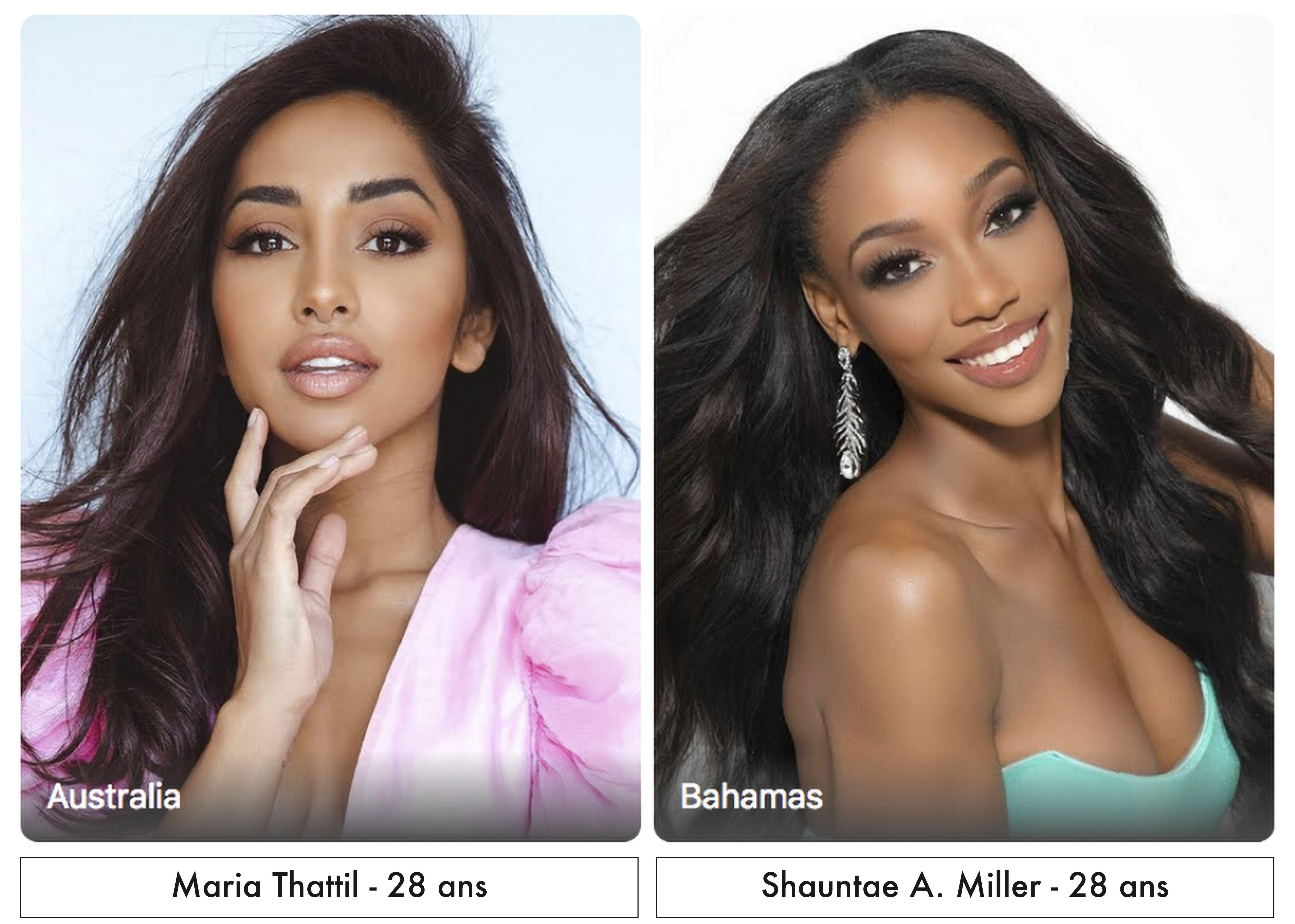 Miss Univers 2020: découvrez les 74 canons de beauté de l'univers!