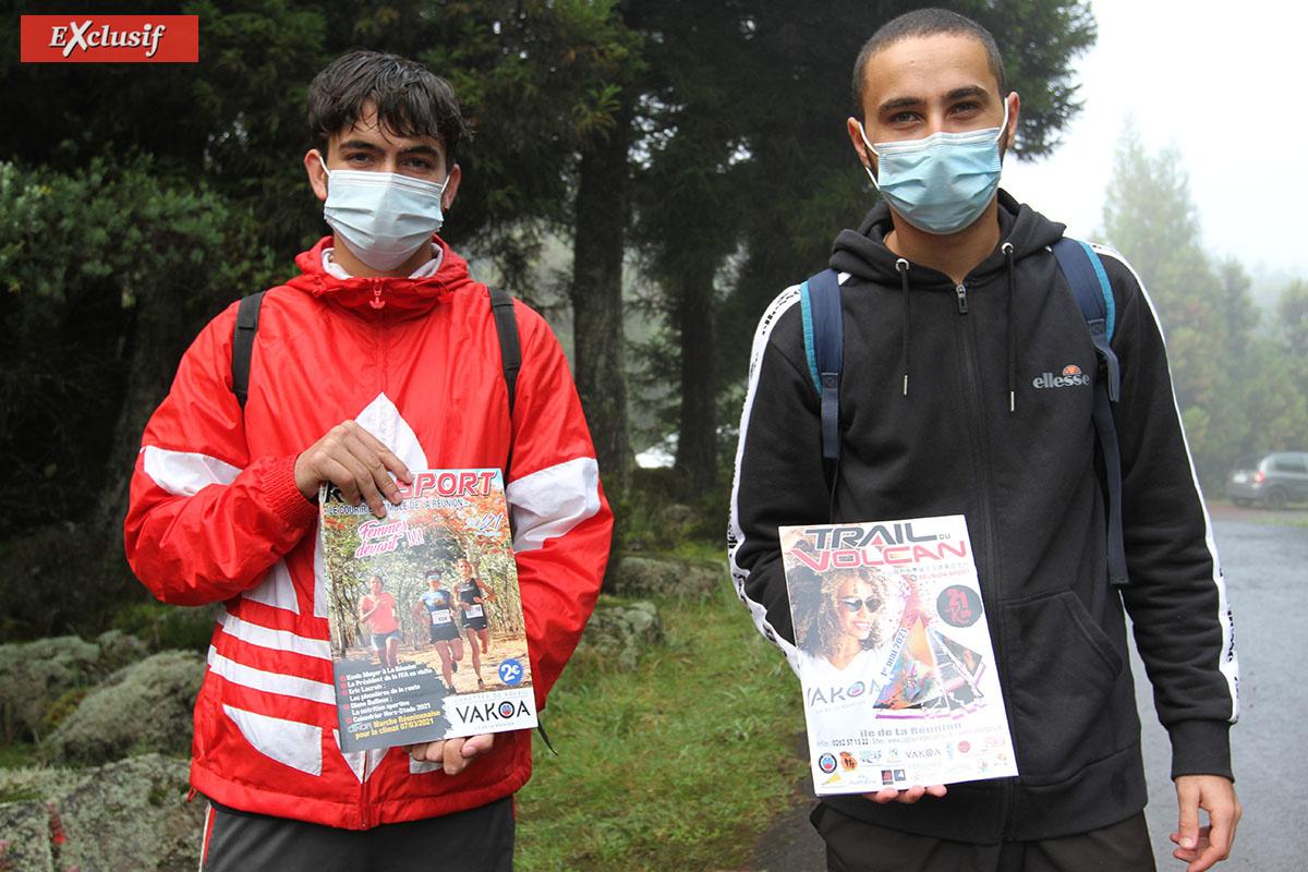 Emmanuel et David, étudiants au STAPS, présenteront un rapport sur cette sortie associée au Trail du Volcan