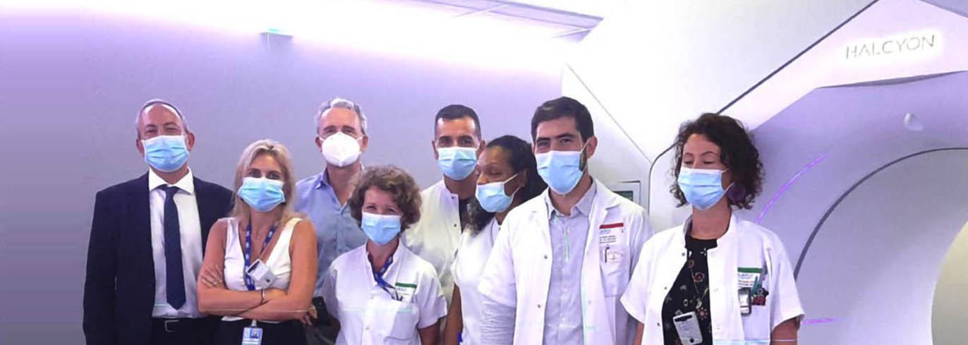Traitement du cancer: un appareil innovant au CHU La Réunion