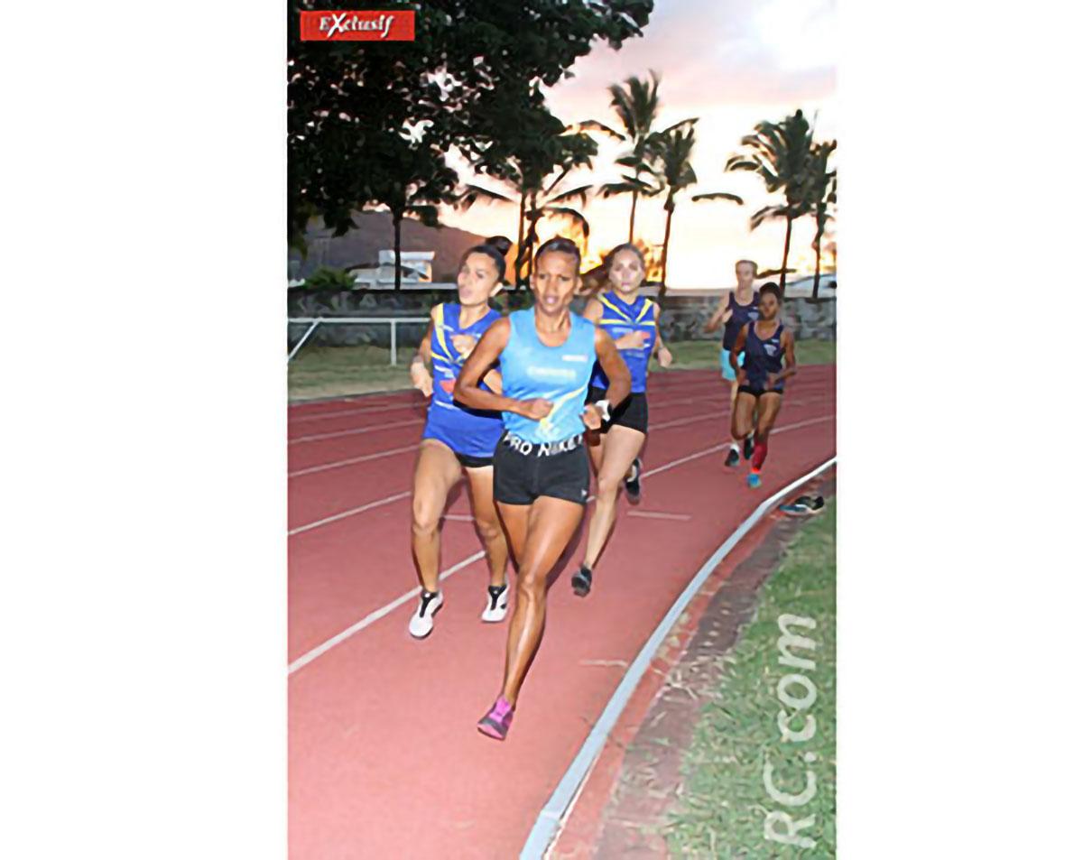 Christine Cavanne a retrouvé de bonnes sensations en gagnant le 800 m