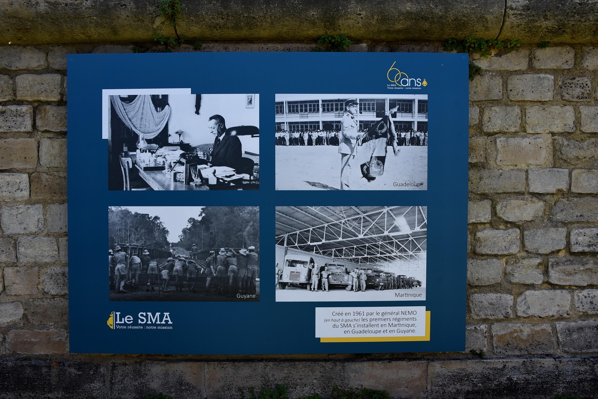Il y a 60 ans, le général Némo créait le SMA aux Antilles