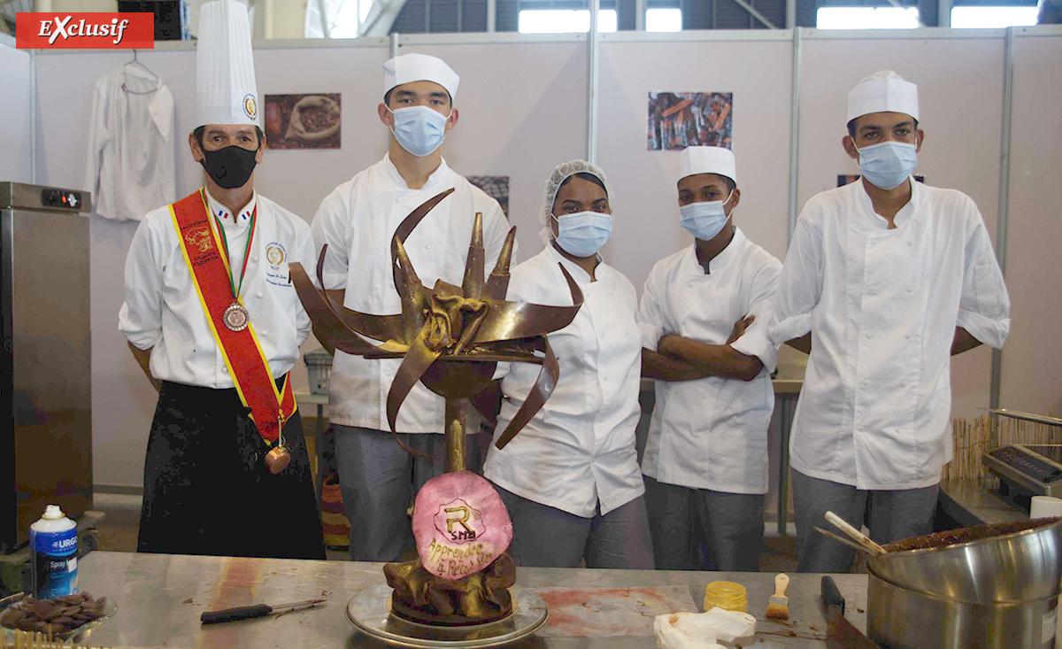 Les 55 ans du RSMA-R célébrés avec faste à la Nordev