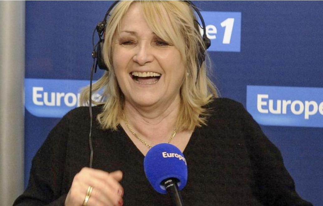 Le rire de Julie Leclerc faisait partie de l'âme d'Europe 1...