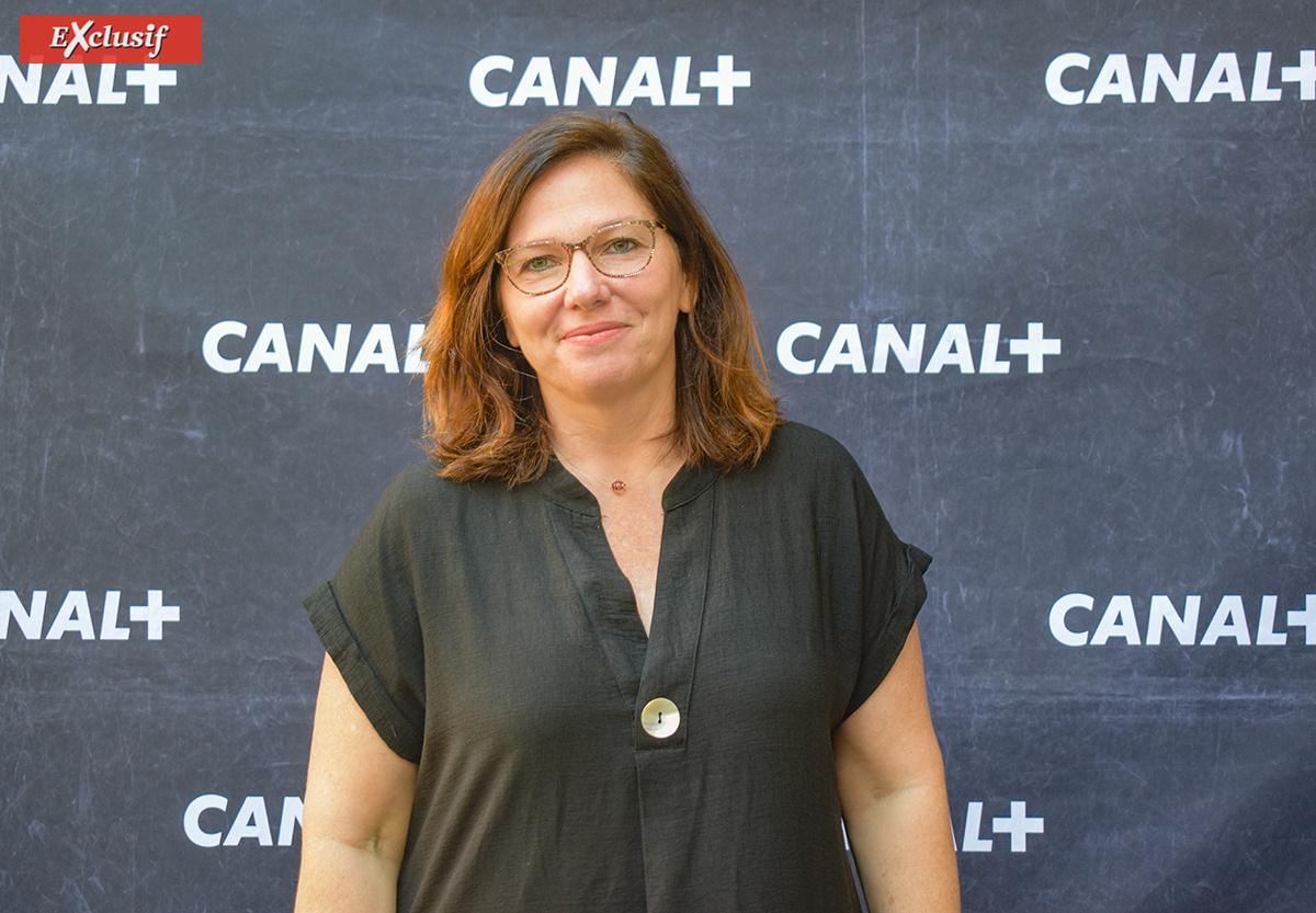 Samantha Nahama, directrice générale Canal+ Réunion