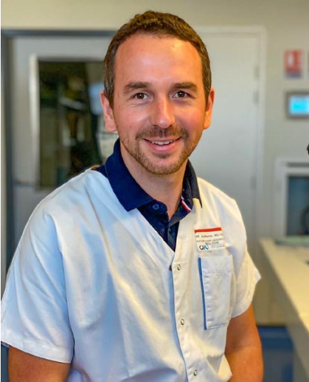 Le Dr Guillaume Miltgen
