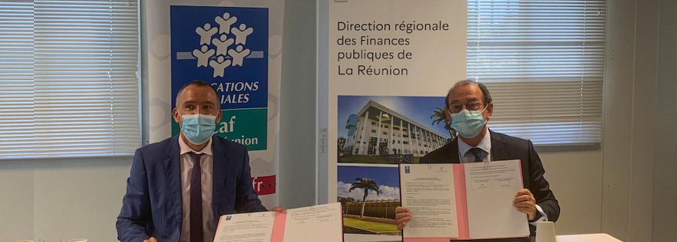 Fraudes fiscales et sociales: la CAF et les Impôts signent une convention