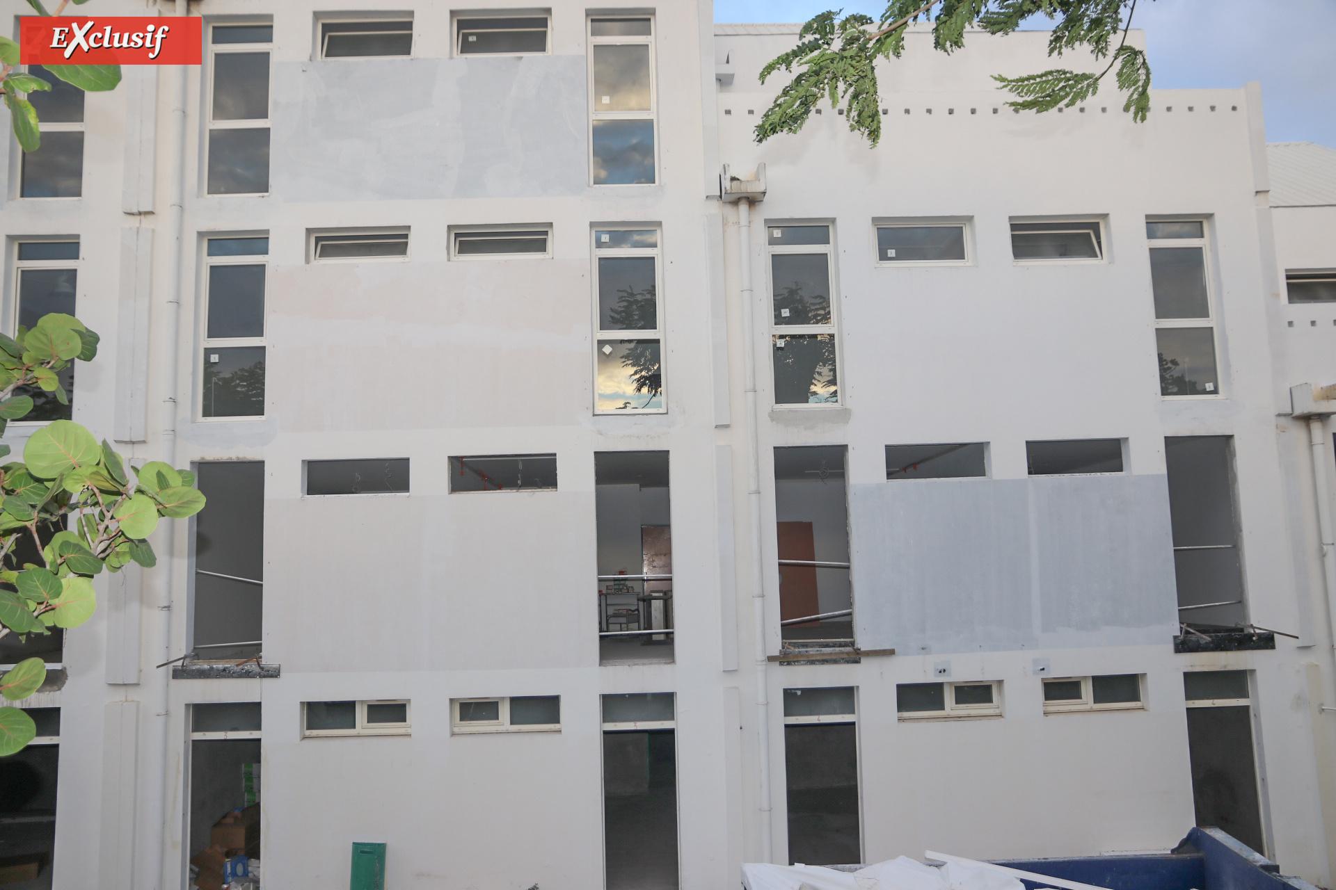 L'internat d'excellence ouvrira ses portes le 25 octobre