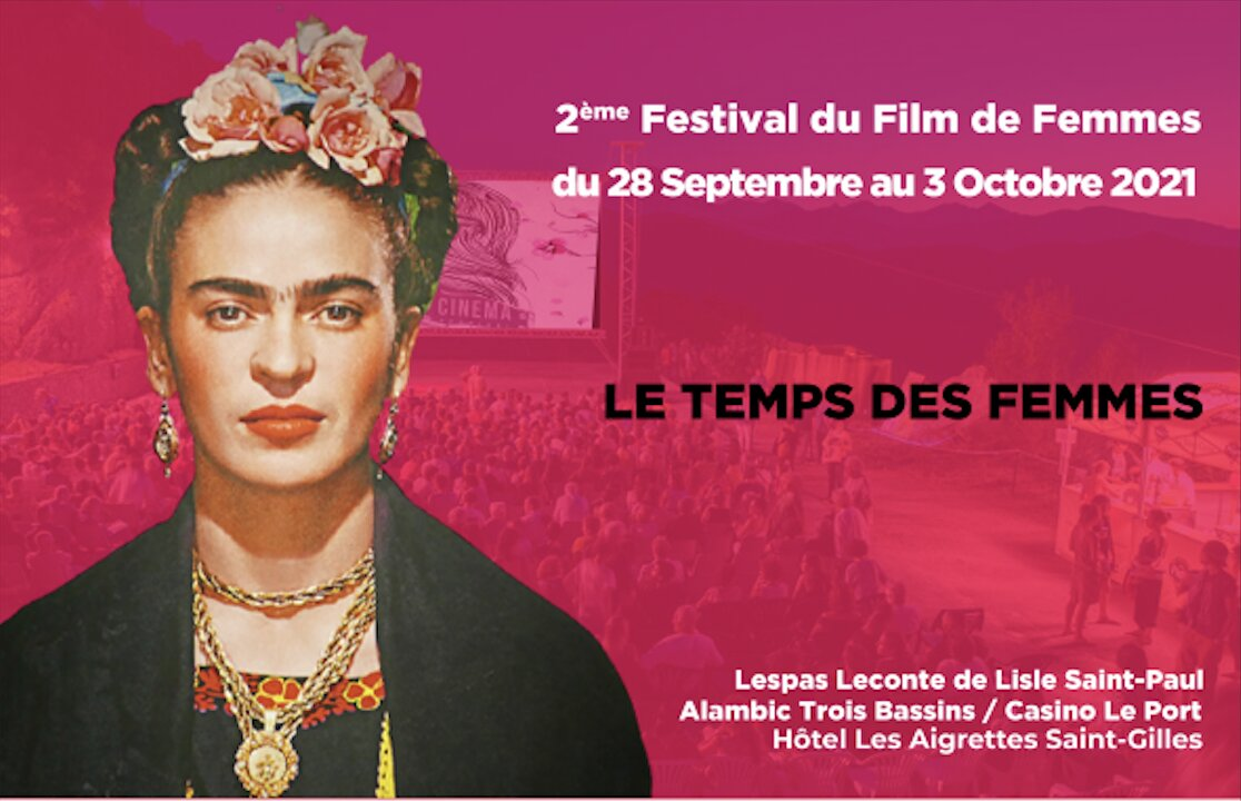 C'est Frida qui a été choisie comme affiche de ce festival