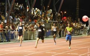 Le relais 4X100 m féminin remporté par Madagascar