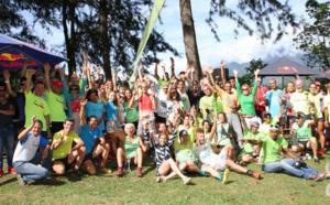 Le 1er championnat de la Réunion du Km Verticale fêté comme il se doit par des coureurs conquis