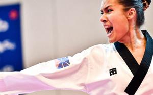 Championnat de France de Taekwondo : Mathilde Thiao-Layel triple la mise.