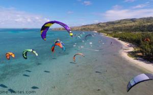 L'île Rodrigues a le vent en poupe auprès des Réunionnais, avec notamment le Festival annuel de Kitesurf
