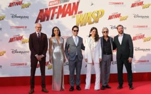 L'équipe du film Ant-Man et la Guêpe à Disneyland Paris: les photos