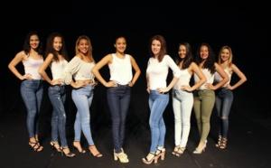 Les 8 candidates Miss Vacoa 2018