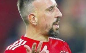 Franck Ribéry gifle un journaliste après la défaite du Bayern!