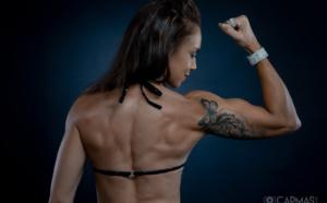 Des muscles bien dessinés (photo Laurent Capmas)