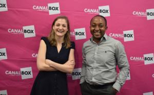 """Sourires de mise en ce début 2019 pour Canal+ Télécom: """"Canalbox prend de la vitesse!"""""""