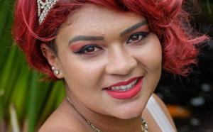Chloé Fock Chock Kam, Miss Ronde Glamour Réunion, participe à la finale nationale ce samedi 16 mars