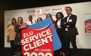 Corsair remporte le prix «Elu Service Client de l'année 2020» pour la catégorie transport