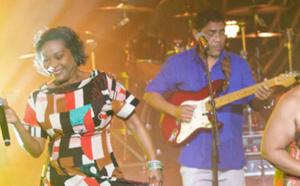 Concert Flamme mauricienne au Teat Plein Air: les photos