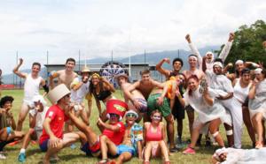 Université -Marathon des Sports: convivialité et rigolade au programme