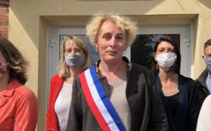Marie Cau, première maire transgenre de France